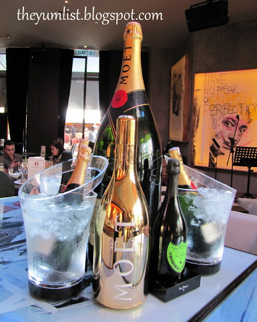 champagne brunch, Sunday hangover brunch, circus, pavilion, Kuala Lumpur