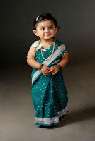 Baby with saree pics of baby images of kids pictures of babies