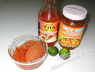 tasty recipe using thai heritage sauce, holly farms