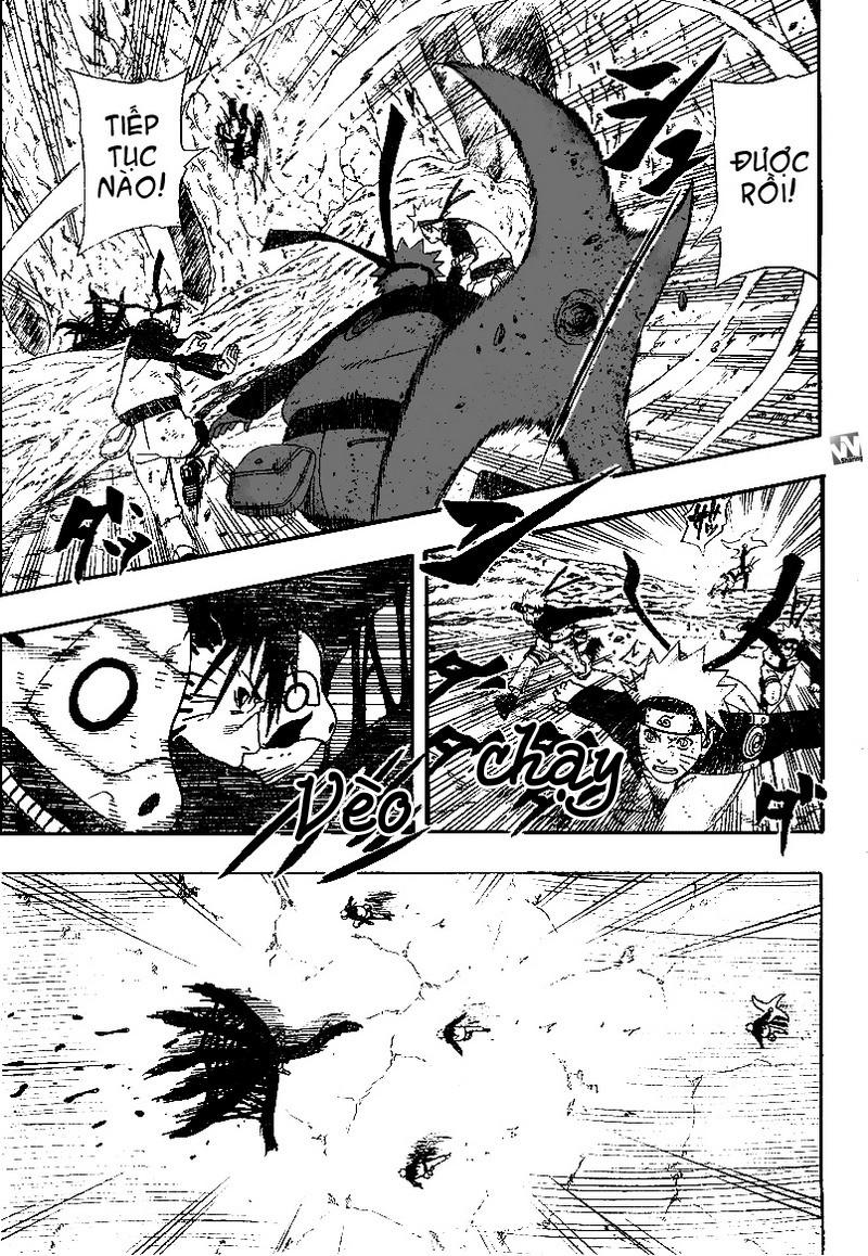Naruto chap 341 Trang 6 - Mangak.info