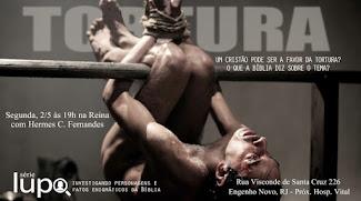 Série LUPA :O que a Bíblia diz sobre tortura?