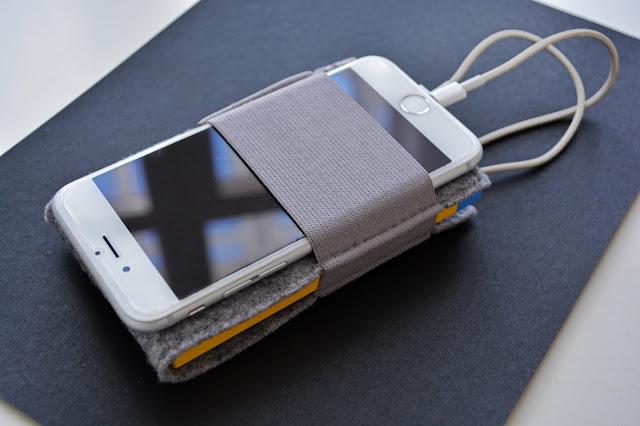 внешний аккумулятор длятелефона счехлом
