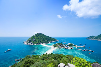 Islas Ko Nangyuan un paraiso en Tailandia