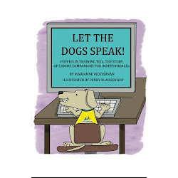 "Click to buy the book ""Let the Dogs Speak"""