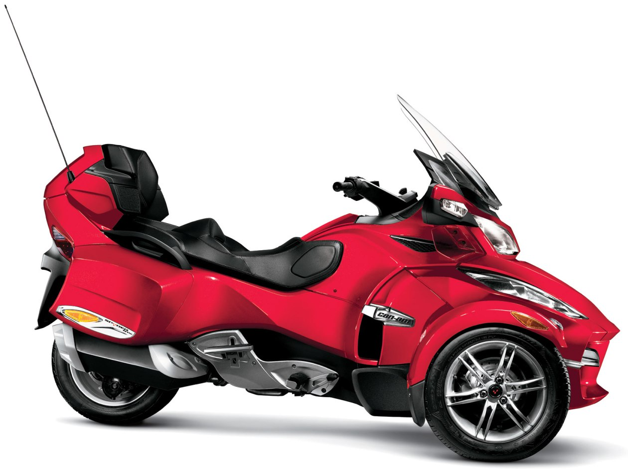 2011 can am spyder spyder rt s new motorcycle. Black Bedroom Furniture Sets. Home Design Ideas
