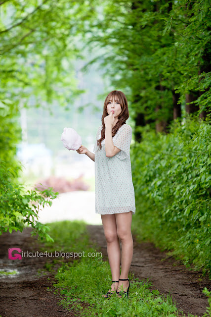 4 Lovely Choi Byeol Ha - very cute asian girl - girlcute4u.blogspot.com