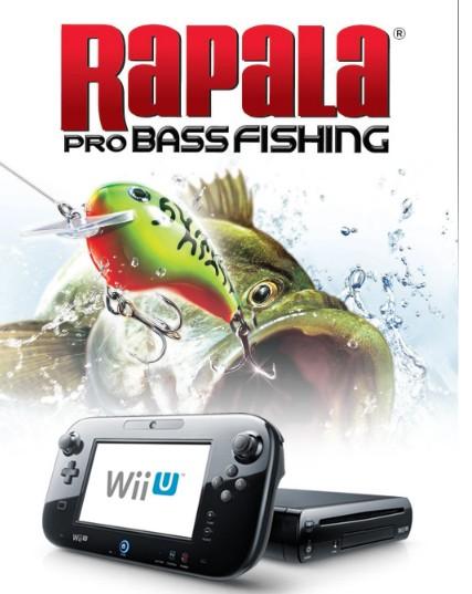 Rapala world news rapala pro bass fishing fro wii u for Professional bass fishing