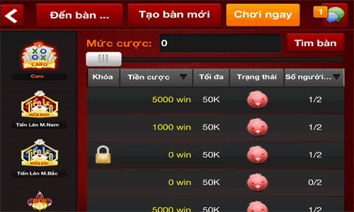 Tu tim ban choi iWin Online