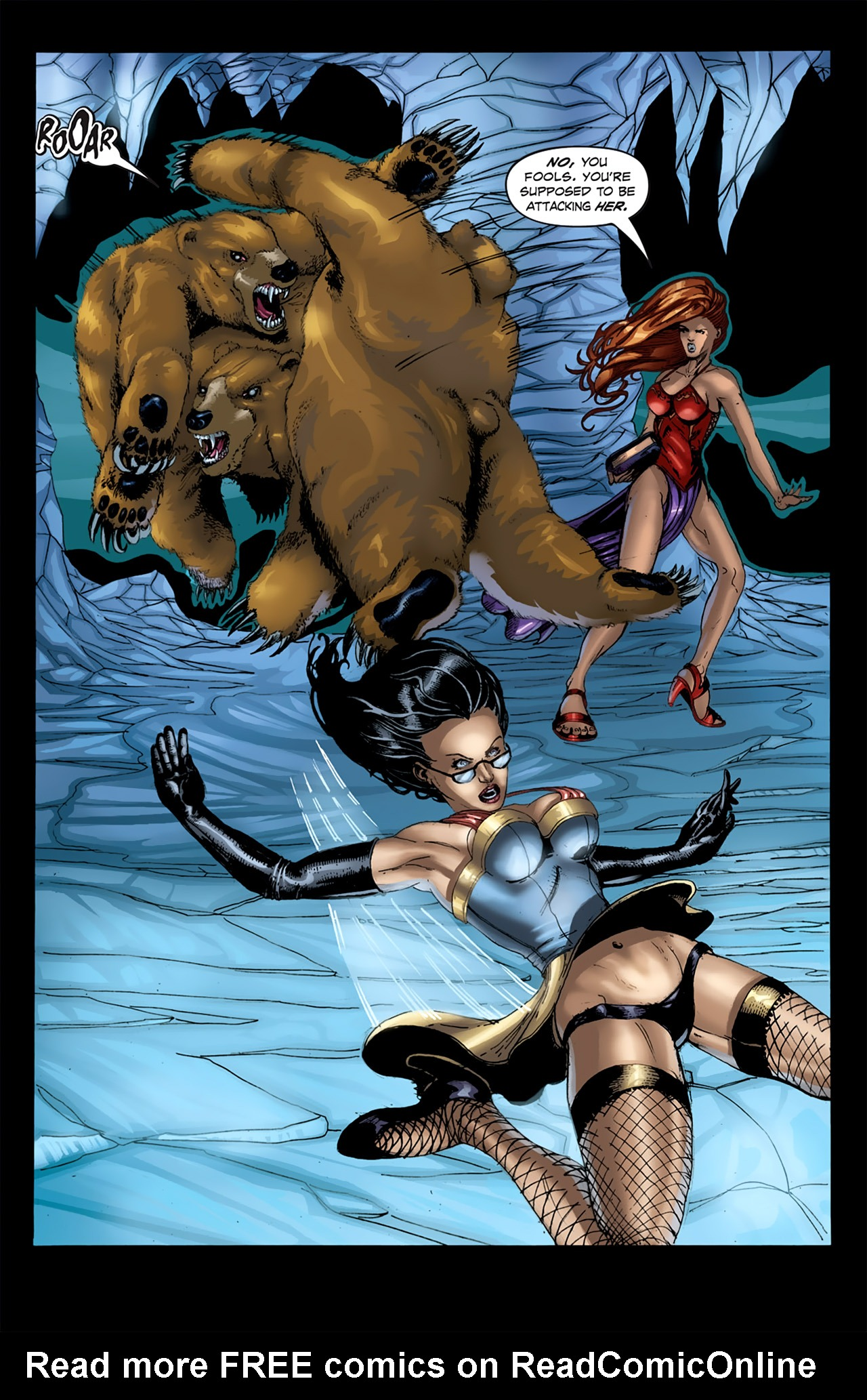 Grimm Fairy Tales (2005) Issue #24 #27 - English 9