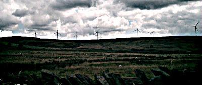 wind farm, rochdale,
