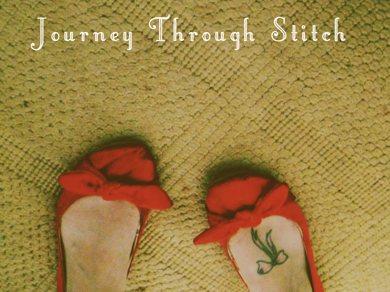 Journey Through Stitch
