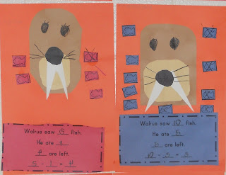 Learning and Laughing in Kindergarten: Dental Health Math Centers
