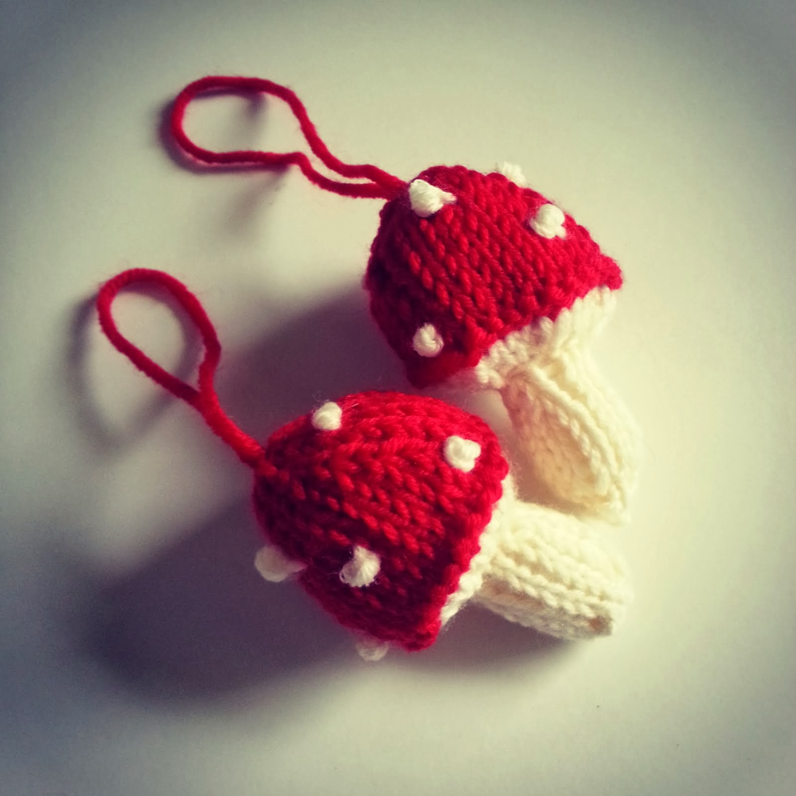 Knit and Crochet Christmas Decorations