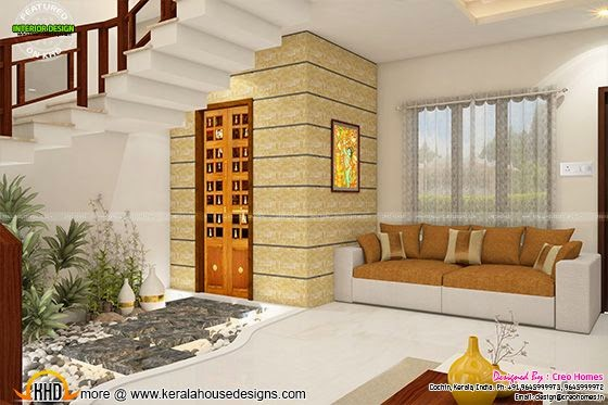 Total home interior solutions by Creo Homes - Kerala home design and ...