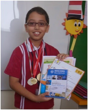 VIBGYOR student tops the international level of the 17th National Science Olympiad (NSO)