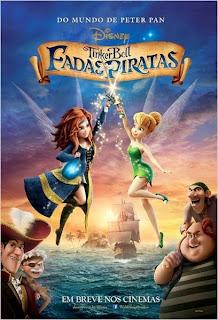Download - Tinker Bell: Fadas e Piratas – BRRip AVI + RMVB Legendado ( 2014 )