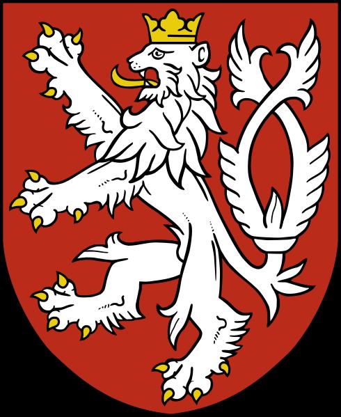 Mélancolie couronnée Small_coat_of_arms_of_the_Czech_Republic