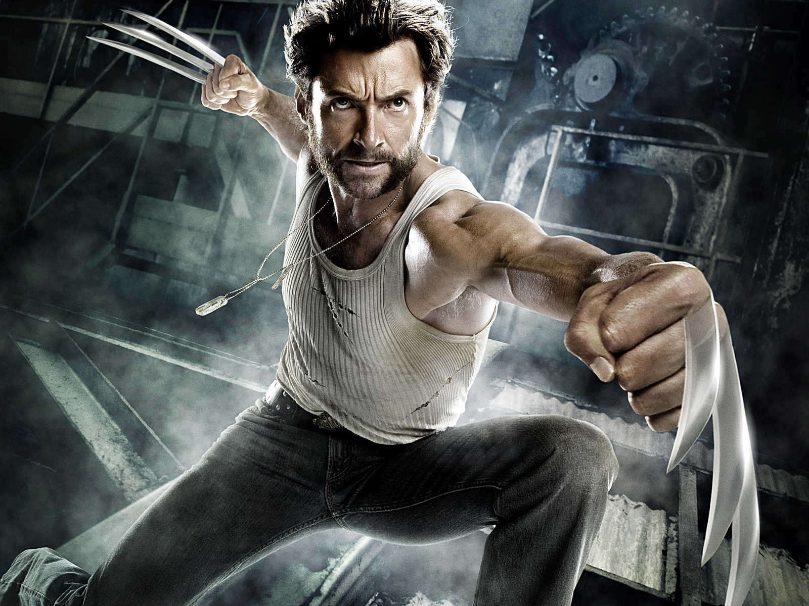 hugh jackman in the wolverine wallpapers - Hugh Jackman Wolverine Wallpapers Wallpaper Cave