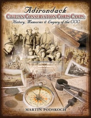 New Book on Adirondack CCC Camps