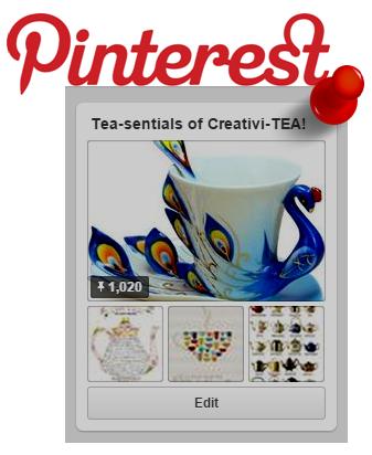 Pinterest, Tea Boards, National Hot Tea Month