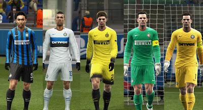 PES 2013 Inter Milan GDB 2015-16 by Vulcanzero
