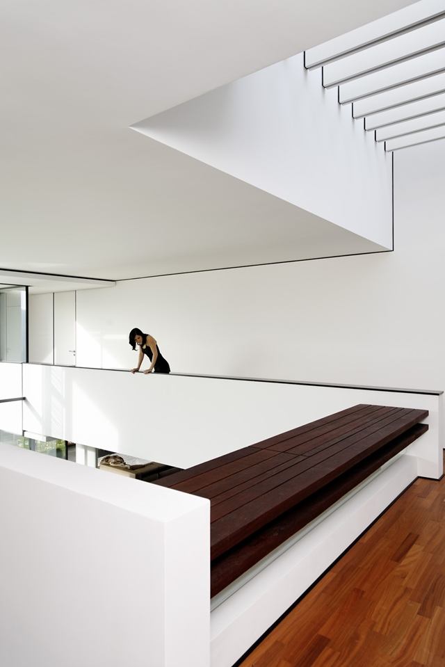 Photo of an interiors on the first floor of an amazing home