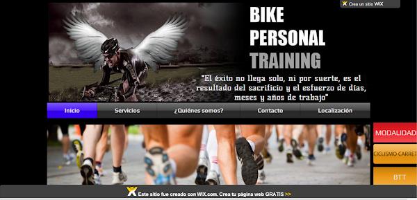 Entrenamiento personal ciclismo