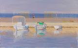 Αναδρομική έκθεση για το έργο του ζωγράφου Ανδρέα Βουρλούμη