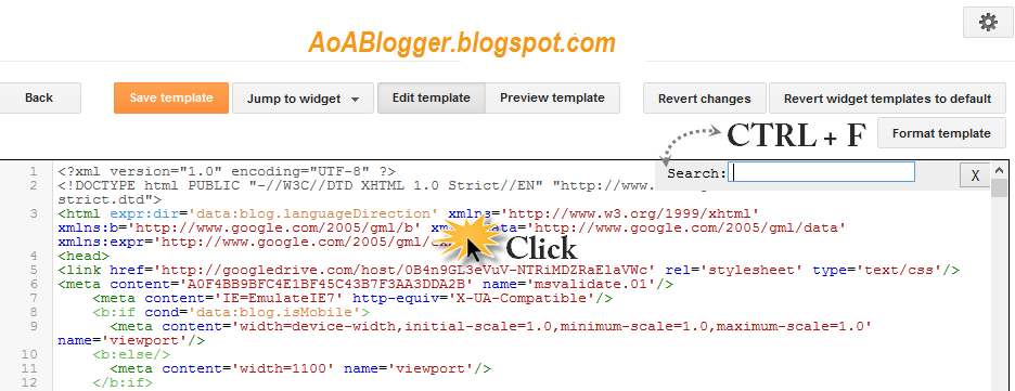 Blogger tutorials seo tips and tricks widgets how to remove remove credit link in blogger template pronofoot35fo Image collections