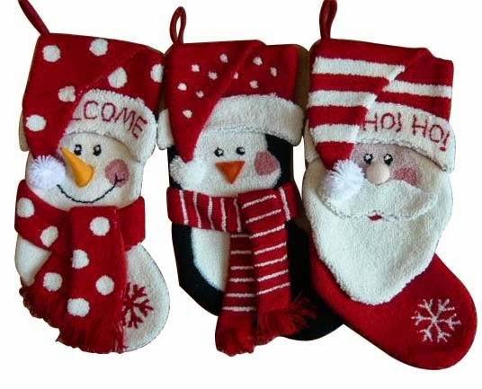 imagenes de botas para la navidad