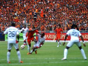 SIARAN LANGSUNG ISL 2011/2012 ANTV Super League 200 Laga Jadwal Pertandingan Indonesia