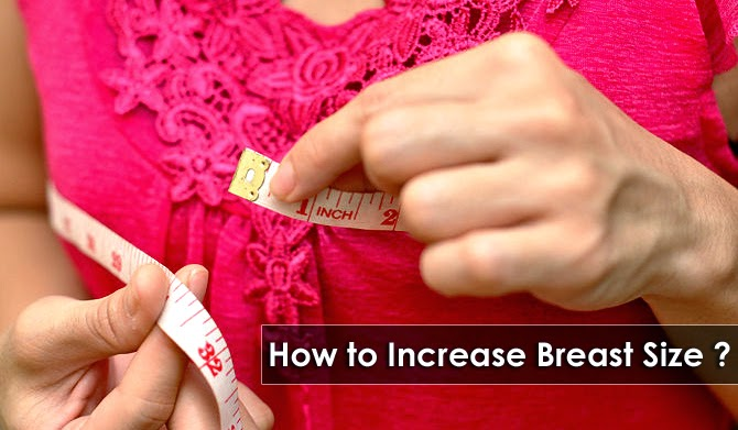 How To Increase Breast Size Naturally [Urdu & English Tips ...