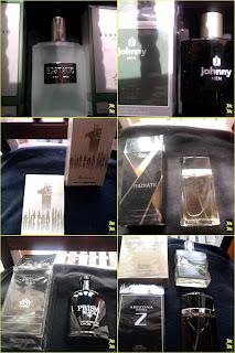 Perfumes para regalar al dia del padre 2012