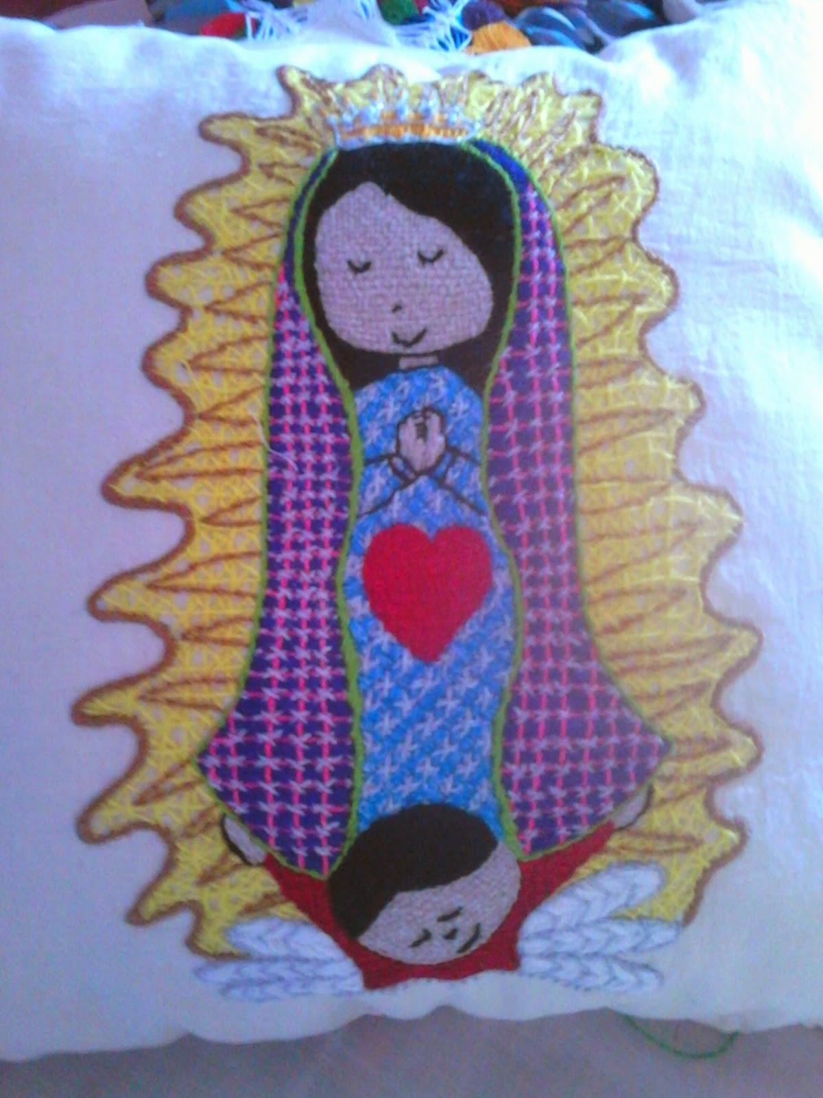 bordado de fantasia tejido crochet y mas bordado de