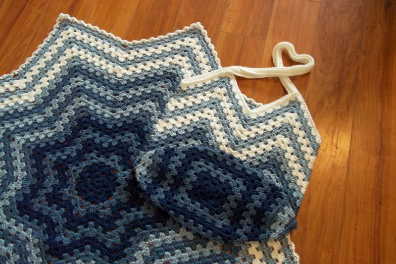 The Hook Hound Granny Ripple Bag New Pattern