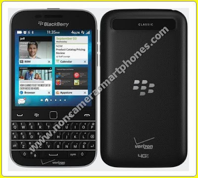 Blackberry BB Classic No Camera Smartphone Photos Images Review