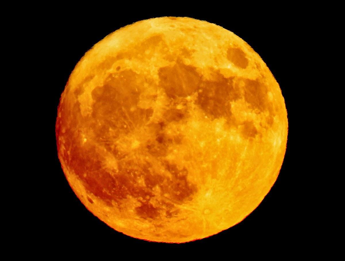 El pasado 15 de Abril, tuvo lugar la llamada Luna de Sangre.