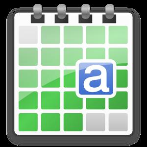 aCalendar+ Android Calendar v0.16.0 Full Apk İndir