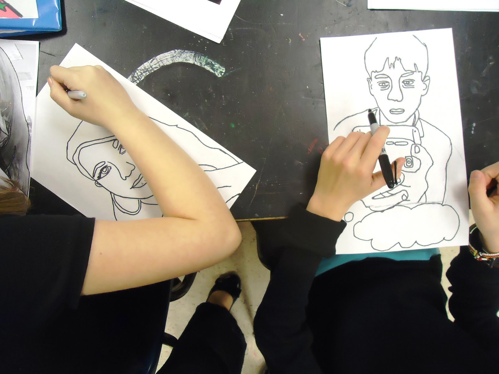 Teaching For Artistic Behavior Art Is Not Easy Artful Artsy Amy