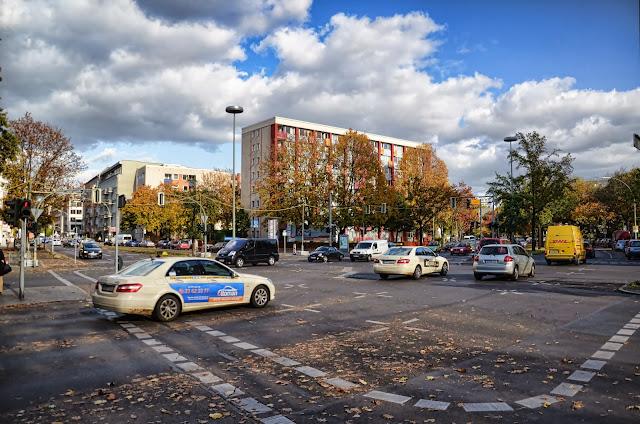 Baustelle Eigentumswohnungen in der City, GEWOBAG, Lietzenburger Straße / Nürnberger Straße, 10789 Berlin, 18.10.2013