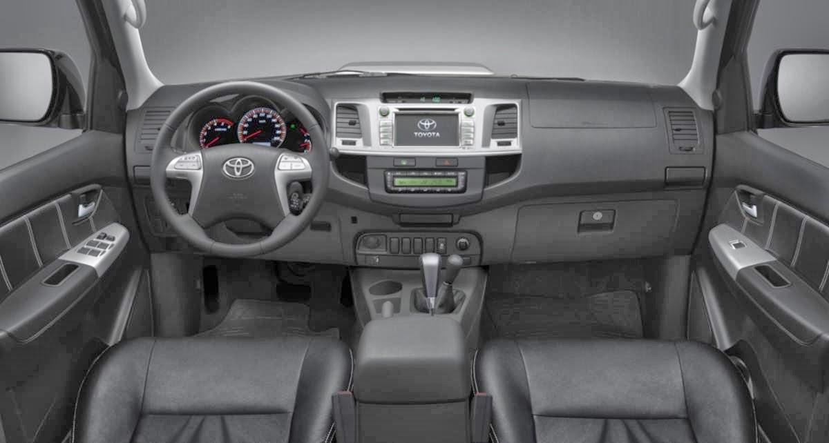 Toyota Hilux 2014: fotos e especificações das versões | CAR.BLOG.BR