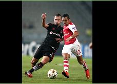 Prensa inglesa: Sánchez fue una ´´amenaza y mejor jugador del Arsenal´´ ante Besiktas
