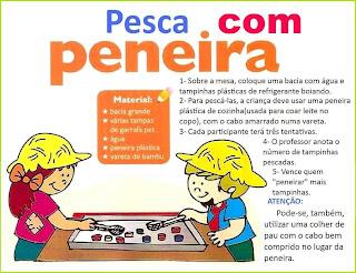 Brincadeiras na Educação infantil