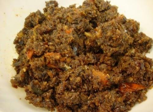 Resep khas manado sambal ikan roa resep masakan indonesia