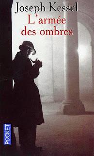 L'Armée des ombres, livre de Joseph Kessel, sorti dès 1943