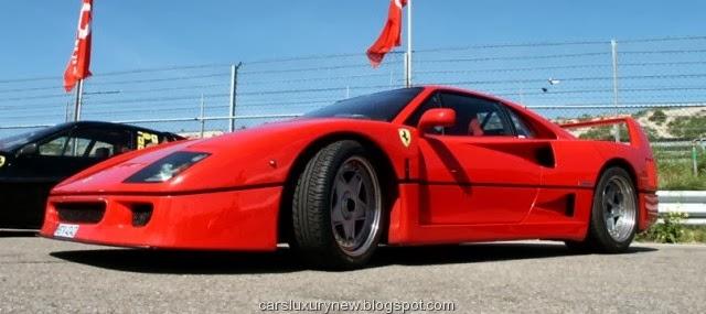 1987-1992 Ferrari F40