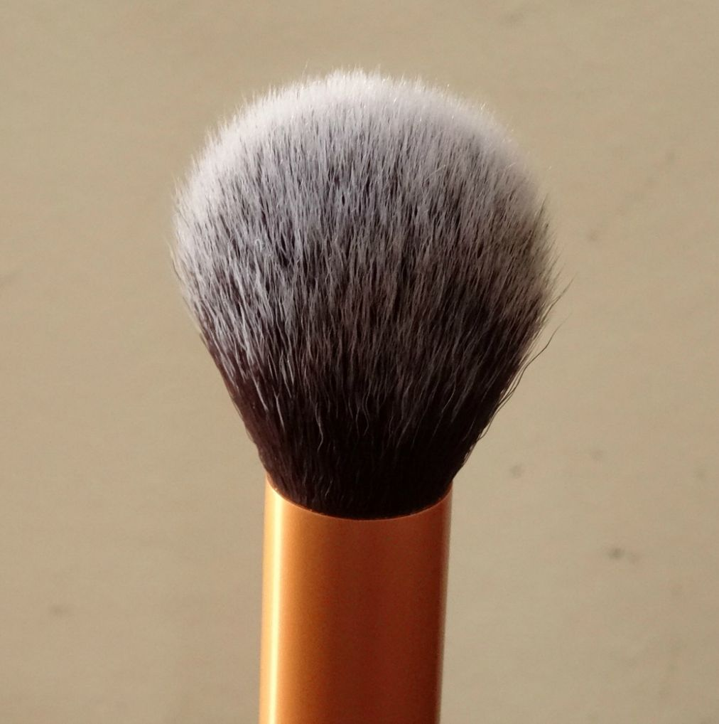 real techniques contour brush how to use
