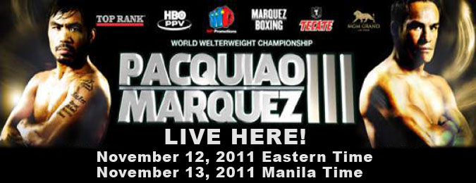 Pacquiao Vs Marquez