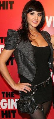 Actriz Sunny Leone