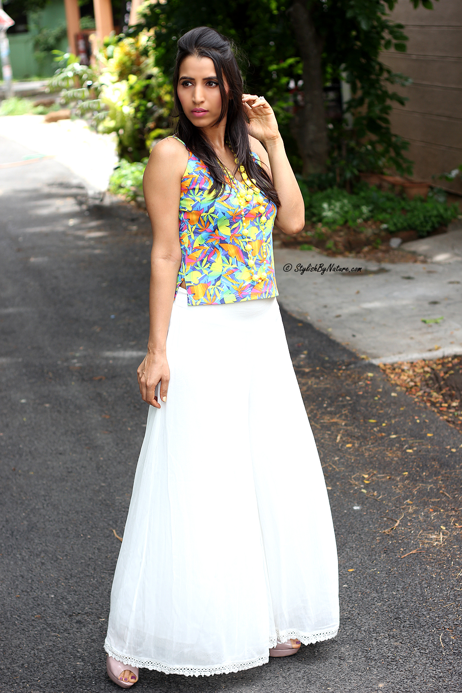 Palazzo pants style tips for this year